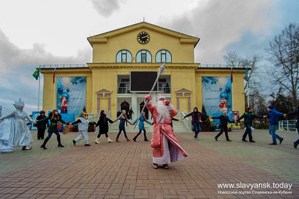 ТОП-10 мест, где встретить НОВЫЙ ГОД в Краснодарском крае