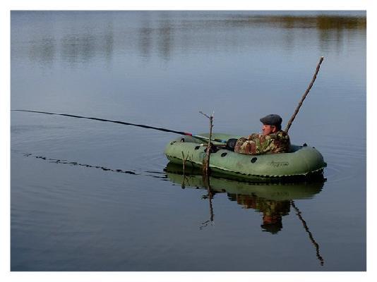 Рыбалка с лодки Теория и практика рыбалки с помощью лодки